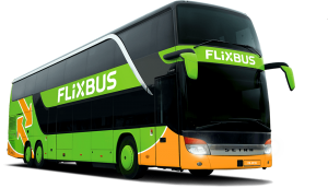 Offizieller Partner FlixBus®