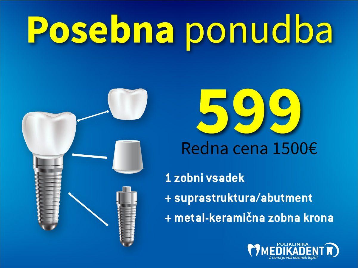 Celoten zob 599€
